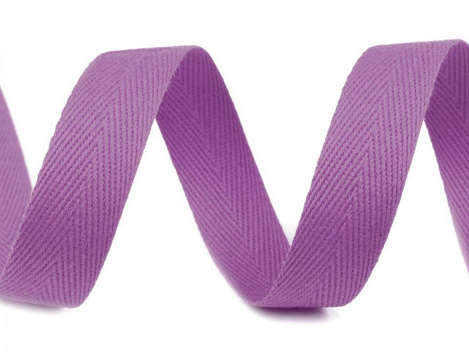Stužka v barvě fialová lila